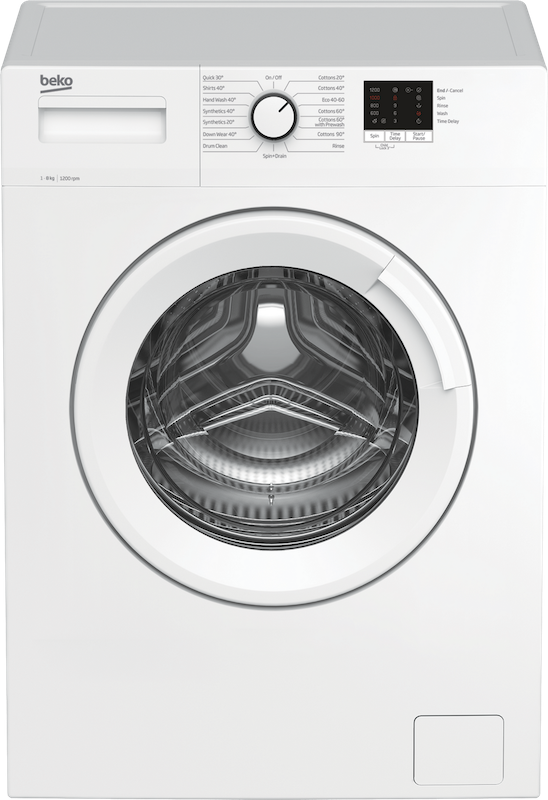 Beko WTK82041W Washing Machine