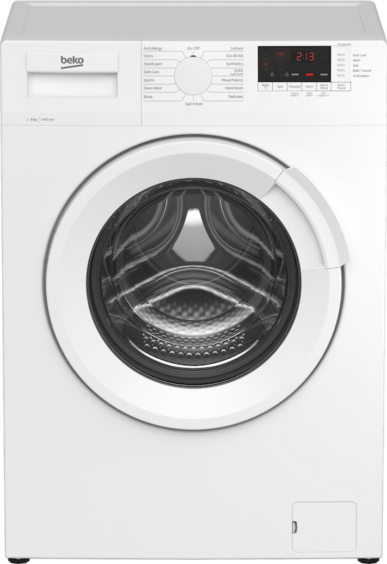Beko WTL84141W Washing Machine