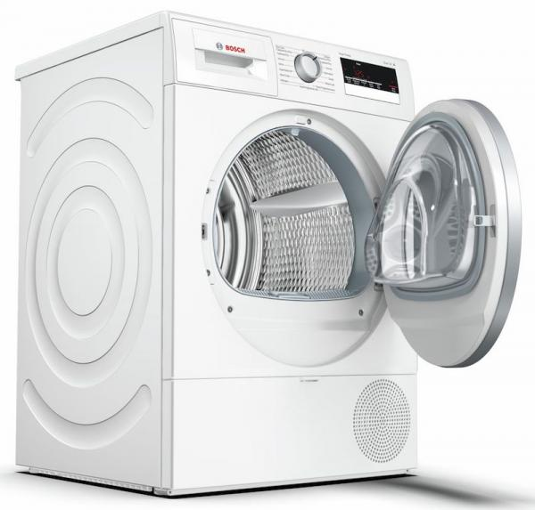 Bosch WTR85V21GB Heat Pump Tumble Dryer
