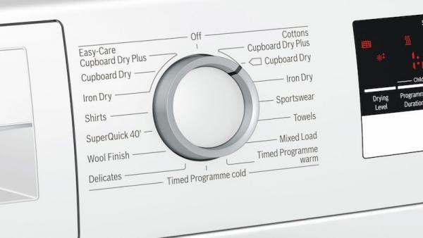 Bosch WTW85231GB Heat Pump Tumble Dryer