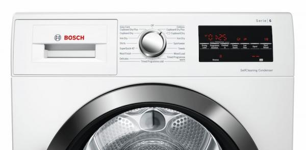 Bosch WTW85471GB Heat Pump Tumble Dryer