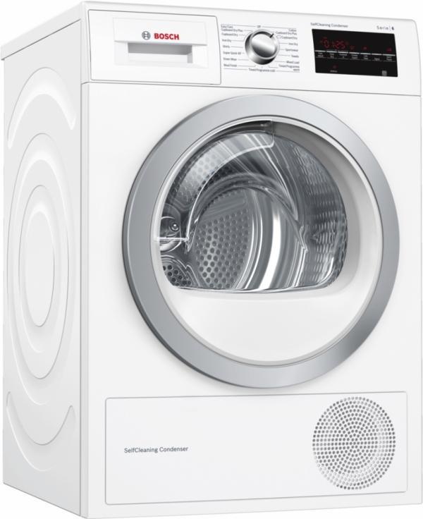Bosch WTW85492GB Condenser Tumble Dryer