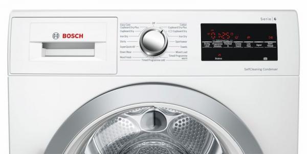 Bosch WTW85493GB Heat Pump Tumble Dryer
