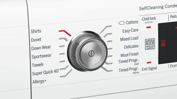 Bosch WTW87561GB Heat Pump Tumble Dryer