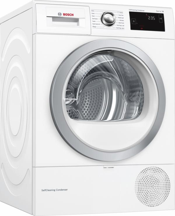 Bosch WTW87660GB Condenser Tumble Dryer
