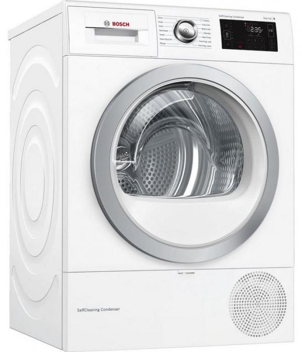 Bosch WTWH7660GB Heat Pump Tumble Dryer