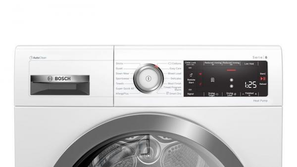 Bosch WTX88RH9GB Heat Pump Tumble Dryer