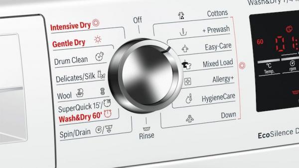 Bosch WVG30462GB Washer Dryer
