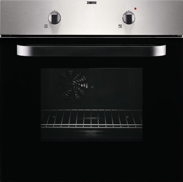 Zanussi ZPVF4130X Single Oven & Ceramic Hob Pack