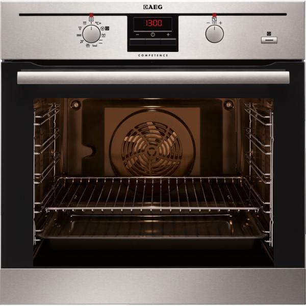 AEG BP330306KM Single Oven