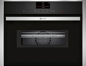 Neff C17MS32N0B Compact Oven with Microwave
