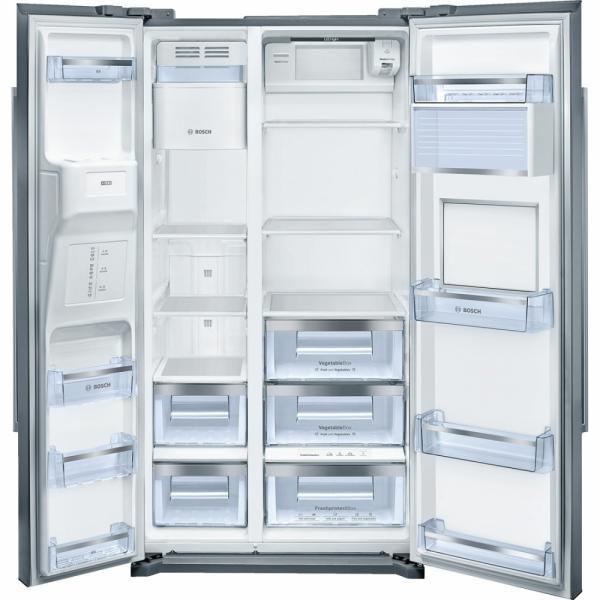 Bosch KAG90AI20G Home Bar Side by Side Fridge Freezer