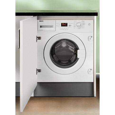 Beko WMI71641 Built-In Washing Machine