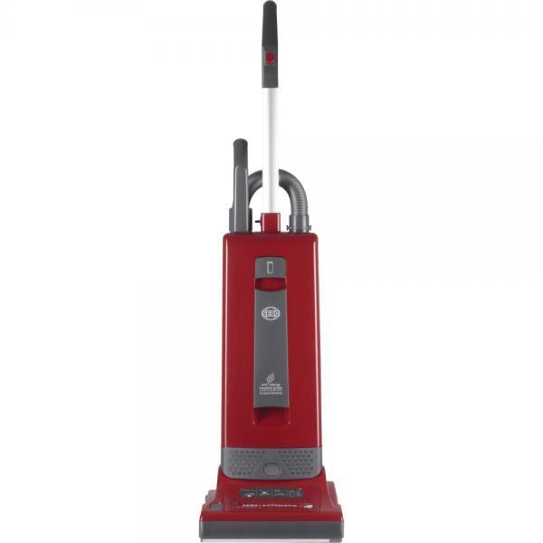 Sebo X4 90578GB Bagged Upright Vacuum Cleaner (Red)