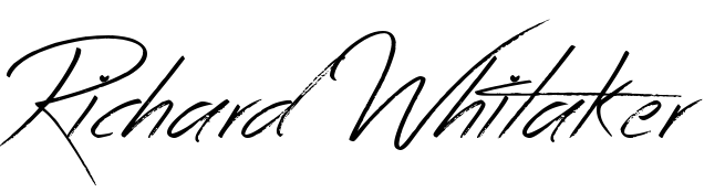 Richard Whitaker's Signature