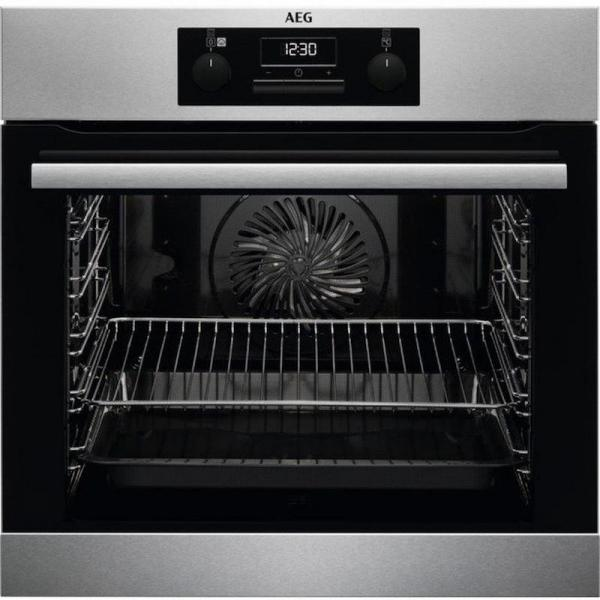 AEG BES25101LM SteamBake Single Oven