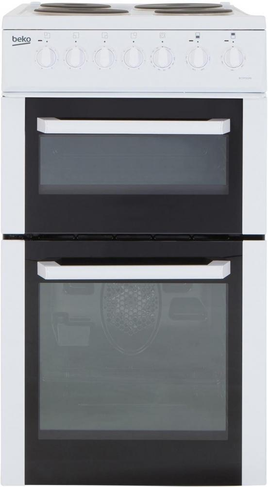 Beko BCDP503W Electric Cooker