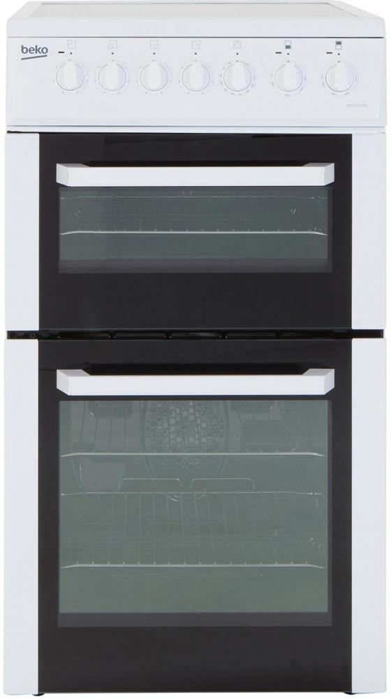 Beko BCDVC503W Electric Cooker
