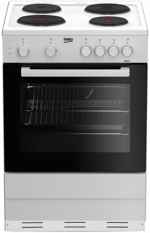 Beko ESS611W Electric Cooker