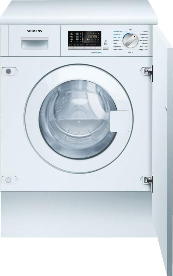 Siemens WK14D541GB Fully Integrated Washer Dryer