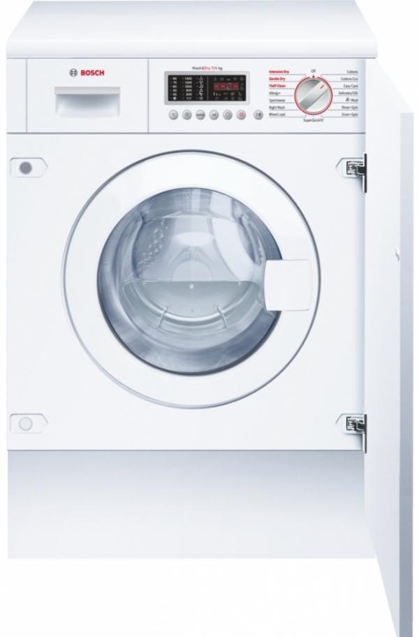 Bosch WKD28541GB Built-In Washer Dryer
