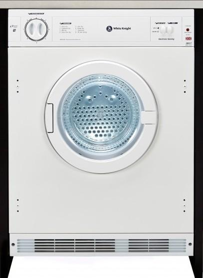 White Knight C8317WV Integrated Vented Dryer