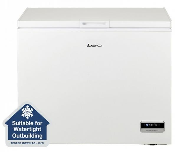 Lec CF250LWMK2 100cm Chest Freezer