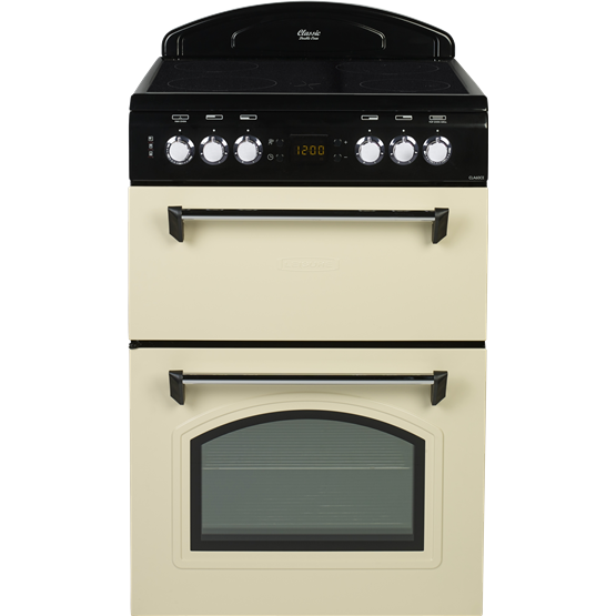 Leisure CLA60CEC Cream Classic 60cm Electric Cooker