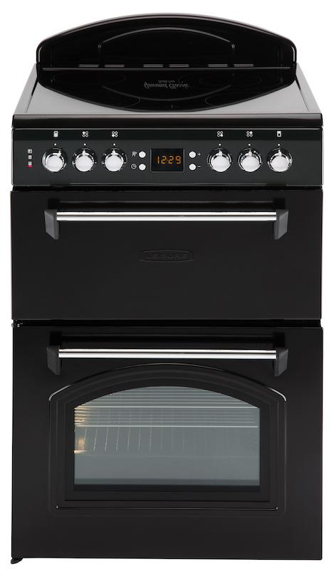 Leisure CLA60CEK Black Classic 60cm Electric Cooker
