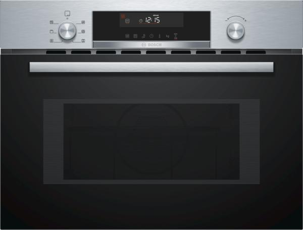 Bosch CMA585MS0B Built-In Combi Microwave Oven (EX DISPLAY)