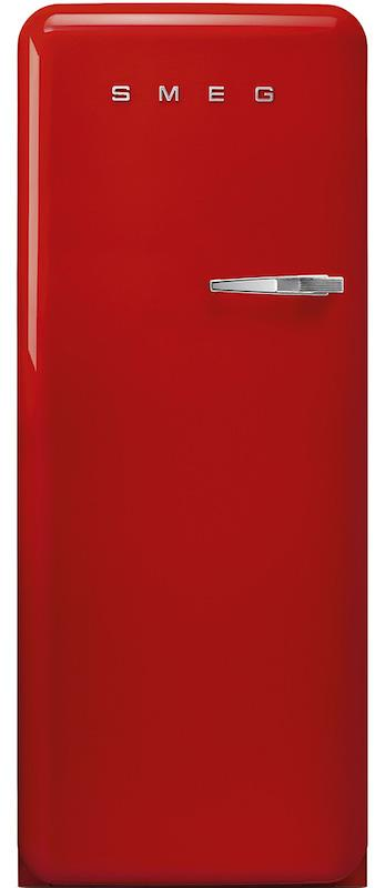 Smeg CVB20LR1 50's Retro Red Freezer