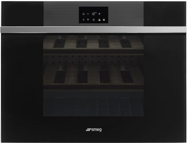 Smeg CVI118LWN2 Linea Built-In Wine Cooler
