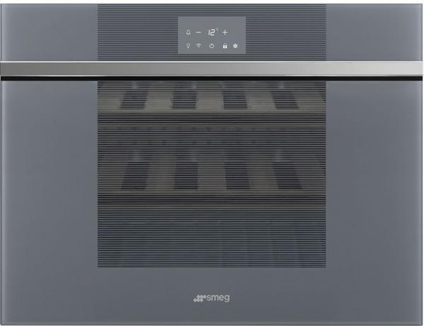 Smeg CVI118RWS2 Linea Built-In Wine Cooler