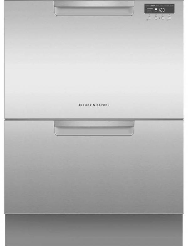 Fisher & Paykel DD60DCHX9 Double DishDrawer