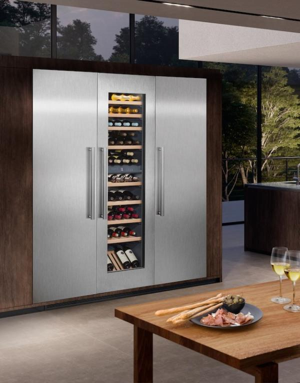 Liebherr EWTdf3553 / IKBP3560 / SIGN3576 - Integrated Wine Cabinet / Larder / Freezer Pack