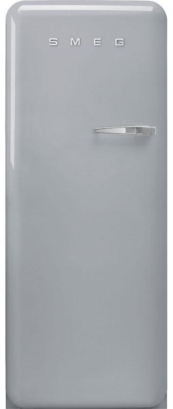 Smeg FAB28LSV3UK Retro Tall Fridge with Ice Box