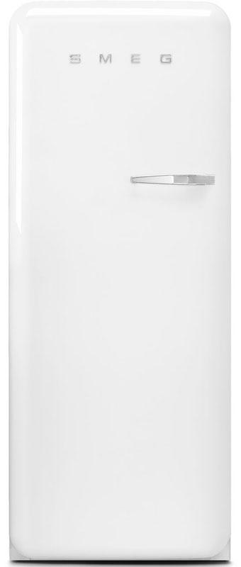 Smeg FAB28LWH3UK Retro Tall Fridge with Ice Box