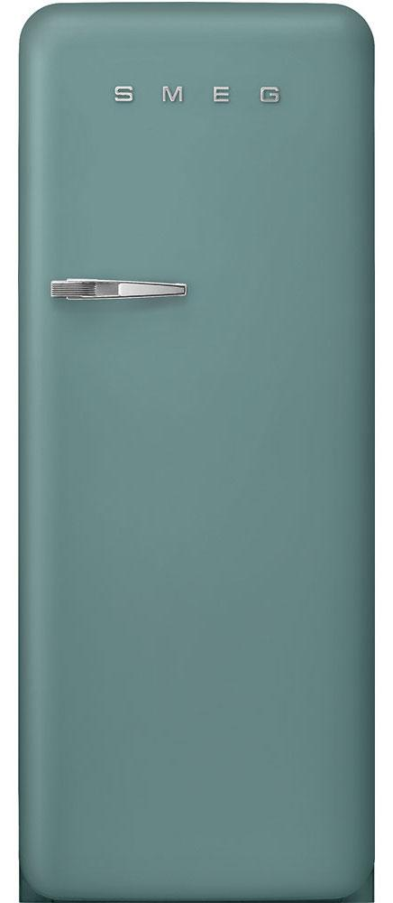 Smeg FAB28RDEG3 Retro Emerald Green Fridge with Ice Box