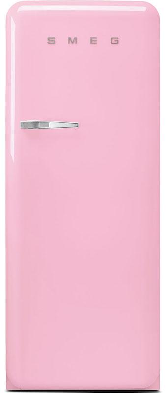 Smeg FAB28RPK3UK Retro Tall Fridge with Ice Box