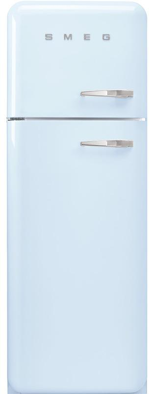 Smeg FAB30LPB3UK 50's Retro Pastel Blue Fridge Freezer
