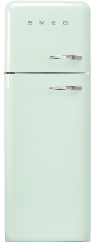 Smeg FAB30LPG3UK 50's Retro Pastel Green Fridge Freezer