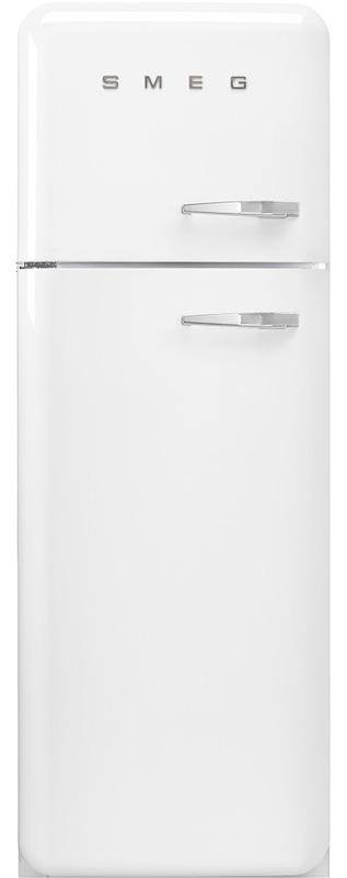 Smeg FAB30LWH3UK 50's Retro White Fridge Freezer