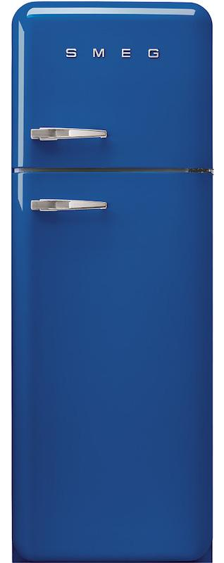 Smeg FAB30RBE3 Right Hinged Retro Blue Fridge Freezer