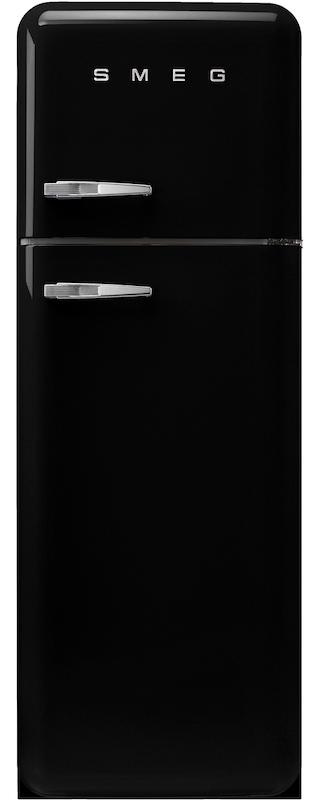 Smeg FAB30RBL3UK 50's Retro Black Fridge Freezer