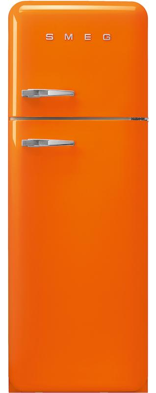 Smeg FAB30ROR3 50's Retro Orange Fridge Freezer