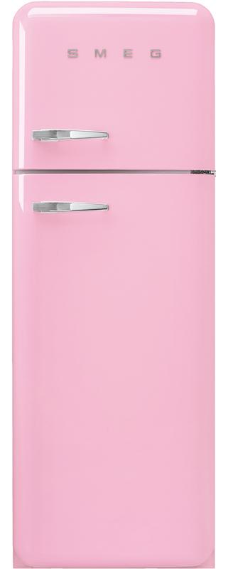 Smeg FAB30RPK3 50's Retro Pink Fridge Freezer