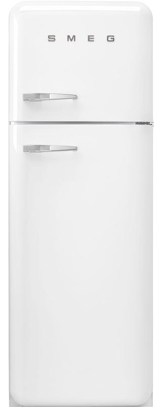 Smeg FAB30RWH3UK 50's Retro White Fridge Freezer
