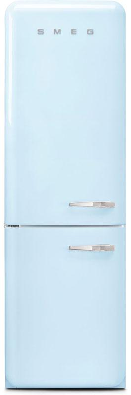 Smeg FAB32LPB3UK Retro Frost Free Fridge Freezer