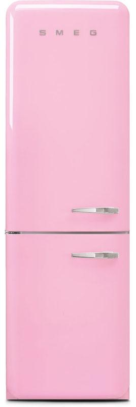 Smeg FAB32LPK3UK Retro Frost Free Fridge Freezer