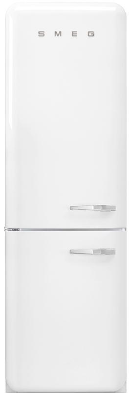 Smeg FAB32LWH3UK Retro Frost Free Fridge Freezer